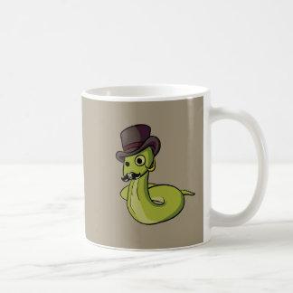 Caneca De Café Cobra do cavalheiro!