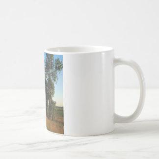 Caneca De Café Condado dos fazendeiros da estrada da natureza