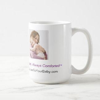 Caneca De Café Consolando os bebês (que promovem a empatia para