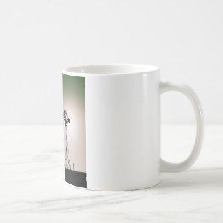 Caneca De Café Copo de café do moinho de vento de Aermotor