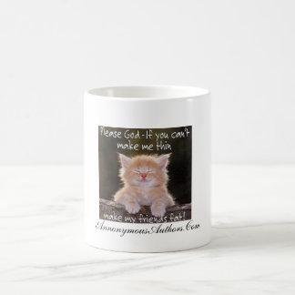 Caneca De Café copo do gatinho