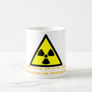 Caneca De Café Copo radioativo