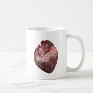 Caneca De Café Coração humano