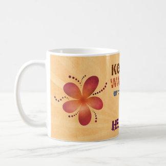 Caneca De Café Coração morno