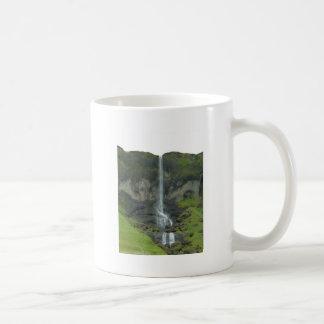 Caneca De Café Córrego da montanha em Islândia