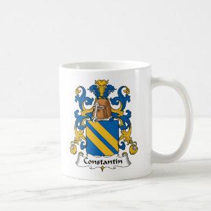 cad41eb5176 Caneca De Café Crista da família de Constantin