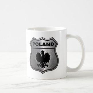 Caneca De Café Crista do Polônia