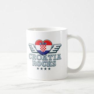 Caneca De Café Croatia balança v2