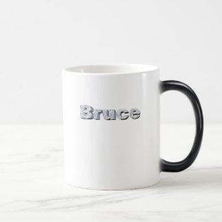 Caneca de café de Bruce