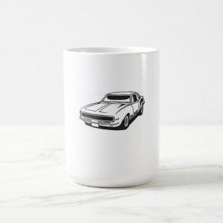 Caneca de café de Camaro