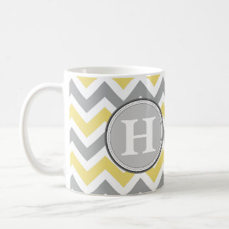 Canecas da moda decor chevron na Zazzle