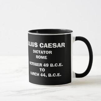 Caneca de café de Júlio César