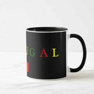 Caneca de café de Portugal