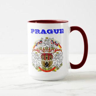 Caneca de café de Praga