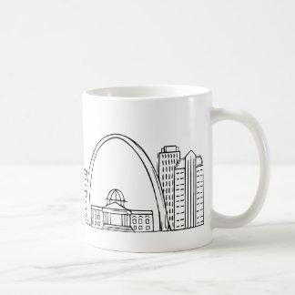Caneca de café de St Louis