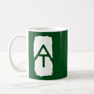 Caneca de café de Trail Blaze do Appalachian