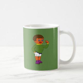 Caneca De Café denomina o menino