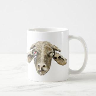 Caneca De Café Design animal da ficção científica engraçada da