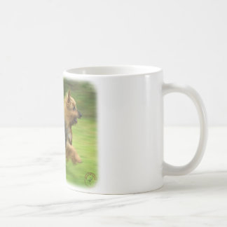 Caneca De Café Design australiano de Terrier de seda