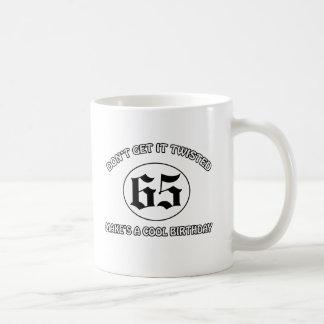 Caneca De Café design legal do aniversário