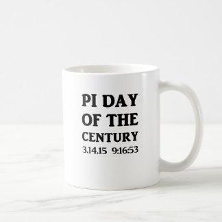 Caneca De Café Dia do PI do século