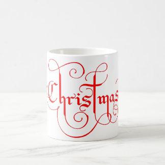 Caneca de café do Natal