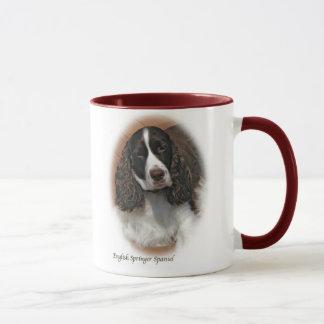 Caneca de café do Spaniel de Springer inglês