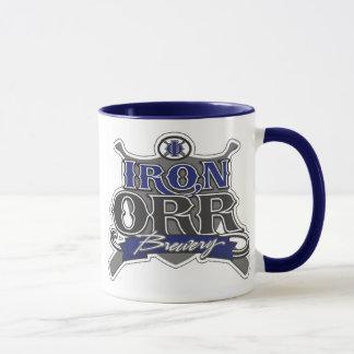Caneca de café do tom da cervejaria 2 de Orr do