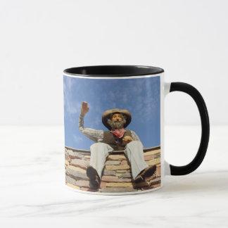 Caneca de café do vaqueiro