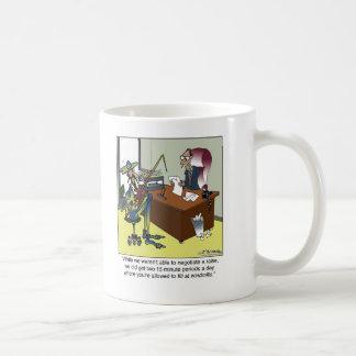 Caneca De Café Don Quixote hoje
