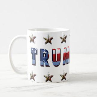 Caneca De Café Donald Trump para o presidente em 2016