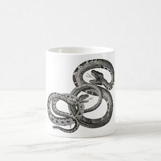 Caneca de café dos cobras