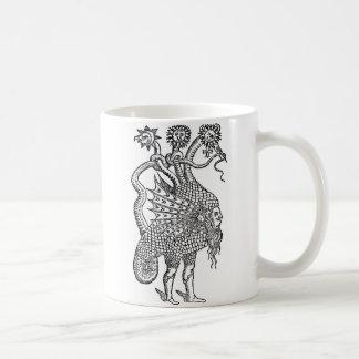 Caneca De Café Dragão da alquimia