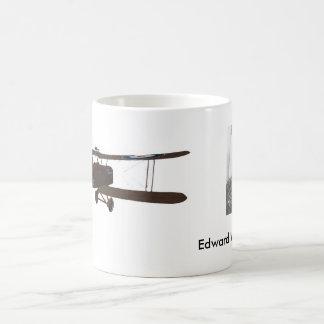 "Caneca De Café Edward ""Mick"" Mannock, mannock, Edward ""Mick"" M…"