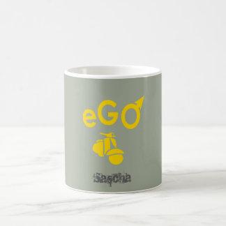 Caneca De Café ego tasse
