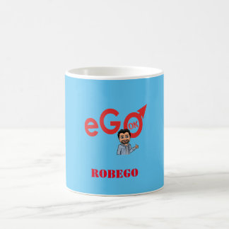 Caneca De Café ego tasse ro