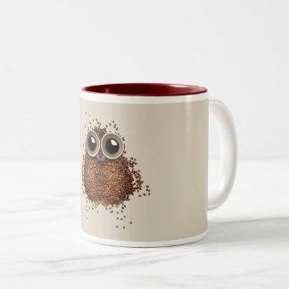 Caneca De Café Em Dois Tons Kaffee-Tasse para Morgenmuffel