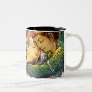 Caneca De Café Em Dois Tons Mughal Love Story