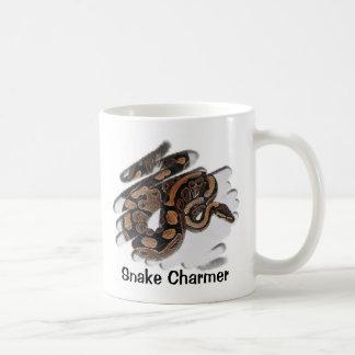 Caneca De Café Encantador de cobra