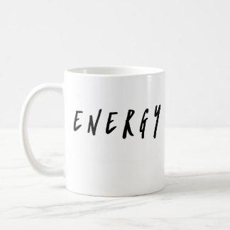 Caneca de café - energia