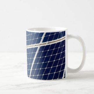 Caneca De Café Energias solares