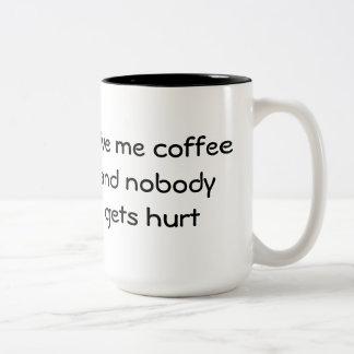 Caneca de café engraçada