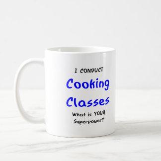 Caneca De Café Ensine o cozinhar