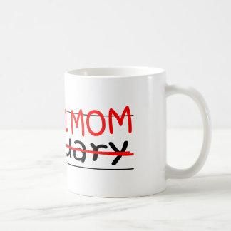 Caneca De Café Escrivão da mamã do trabalho