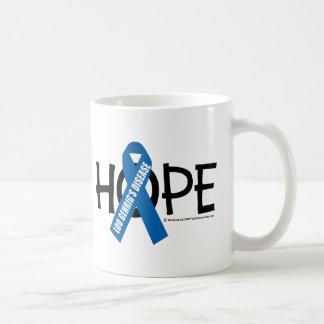 Caneca De Café Esperança do ALS