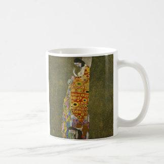Caneca De Café Esperança II por Gustavo Klimt