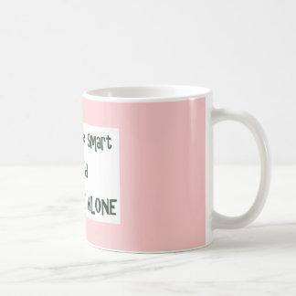 Caneca De Café Esperto deixe-me sozinho