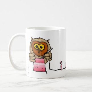 Caneca De Café eu crochet