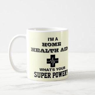 Caneca De Café Eu sou um auxílio das saúdes ao domicílio o que é