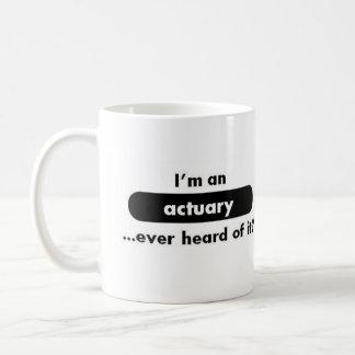 Caneca De Café Eu sou um escrivão… ouvi-o nunca?